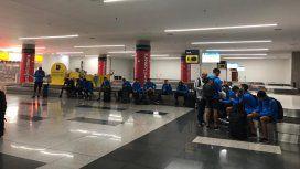Neblina y desvío: así fue el accidentado vuelo de Boca a Colombia