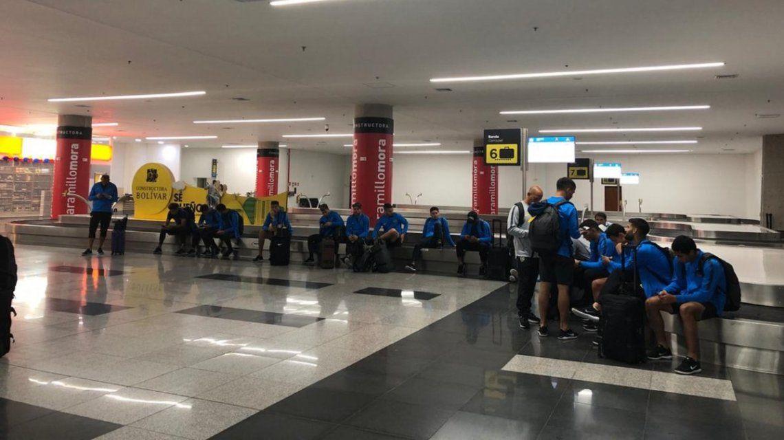 Boca se desvió a Bogotá porque el aeropuerto de Ibagué está cerrado