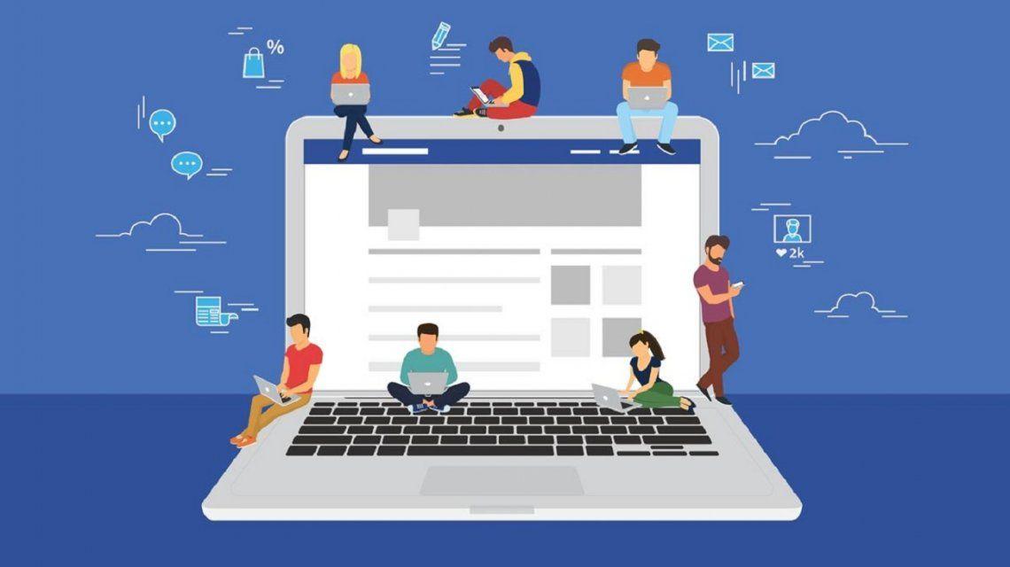 ¿Por qué Facebook te sugiere amigos sin contactos en común?