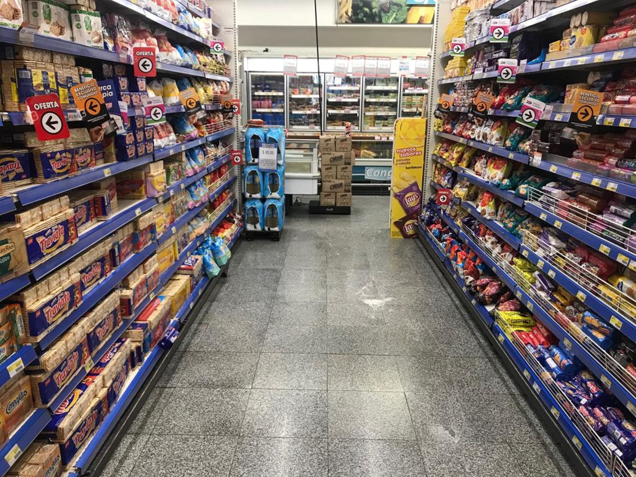 Productos Esenciales: los supermercados advierten que el lunes tampoco estarán todos los productos