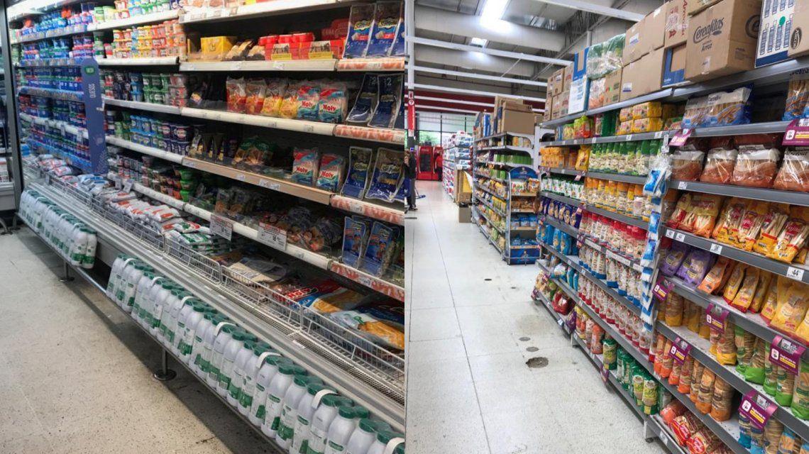 Productos Esenciales: faltantes y precios desactualizados en el segundo día del programa