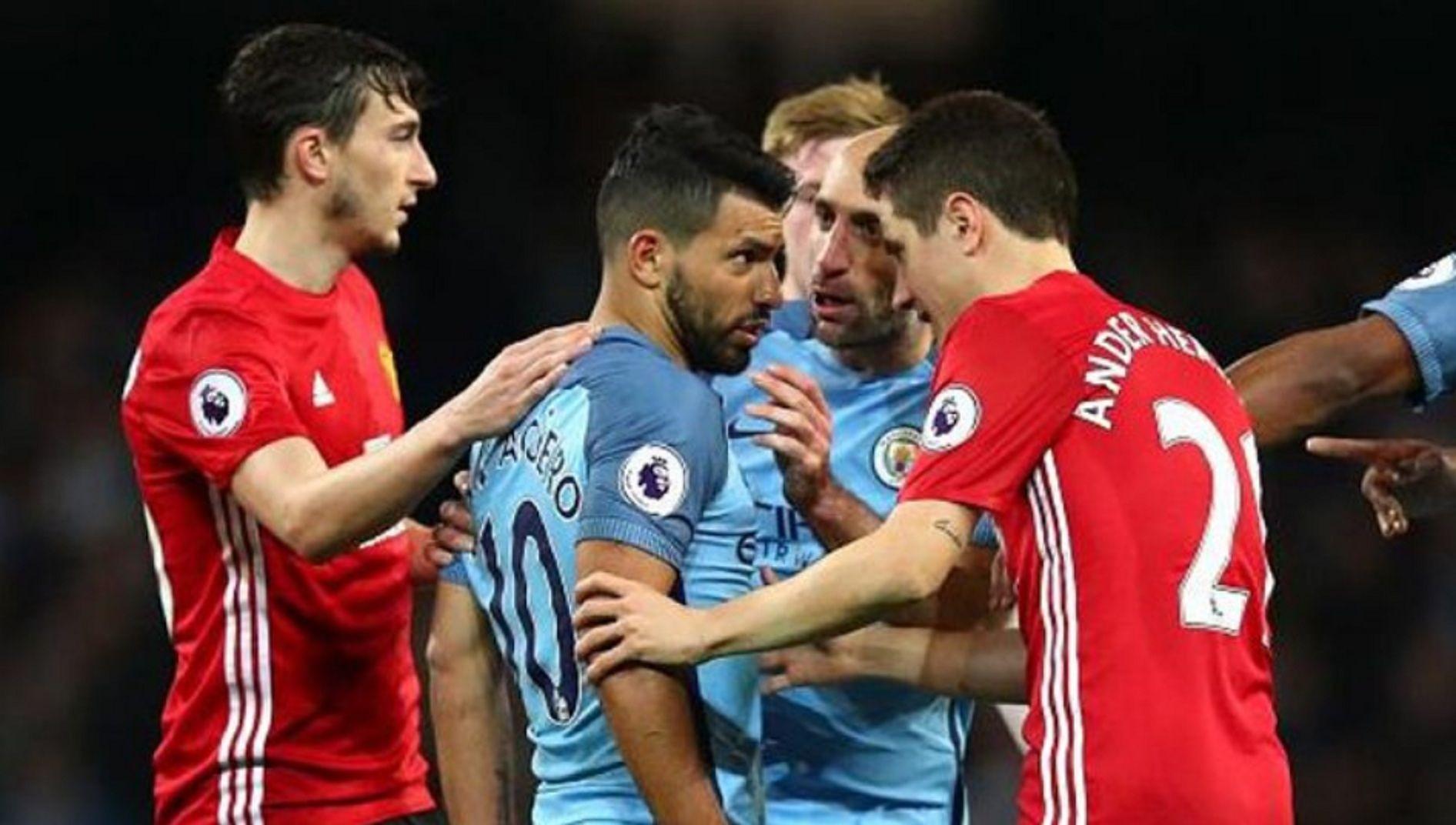 Manchester United vs Manchester City por la fecha 31 de la Liga inglesa: horario, formaciones y TV