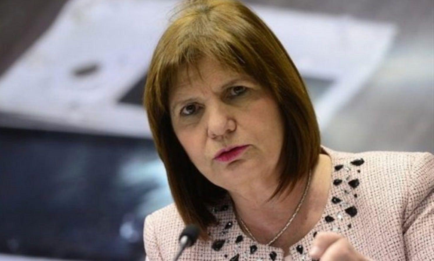 Patricia Bullrich, sobre el paro del 30 de abril: No vamos a aceptar ningún tipo de cortes