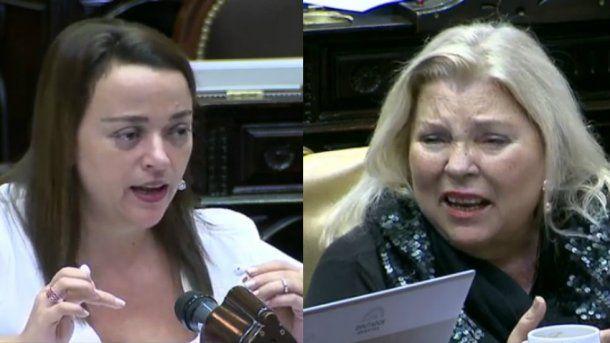 Cecilia Moreau compartió un audio de Raúl Alfonsín hablando sobre Carrió