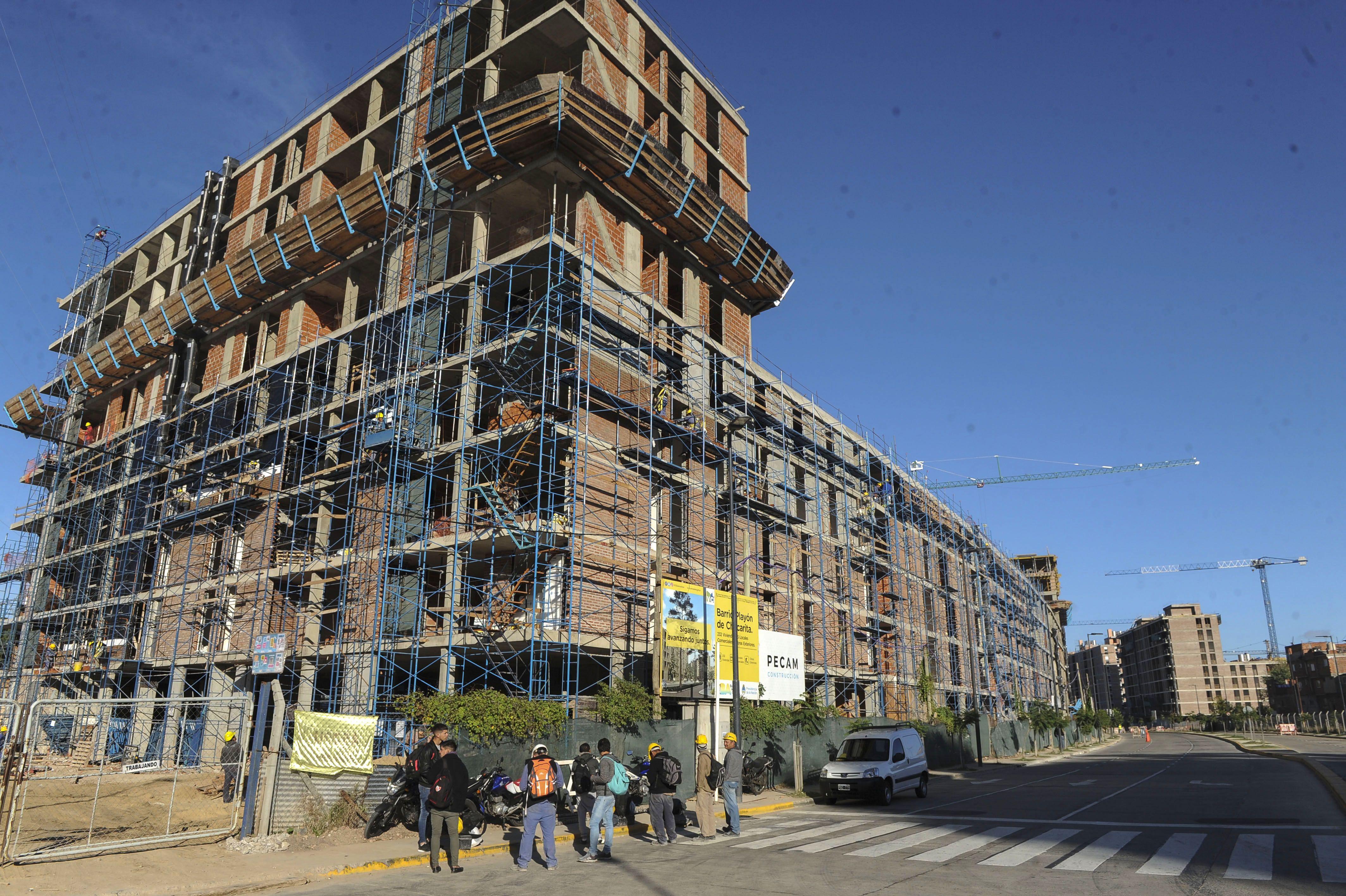 Urbanización del Barrio Fraga