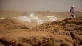 El futuro llegó: así sería la vida en Marte