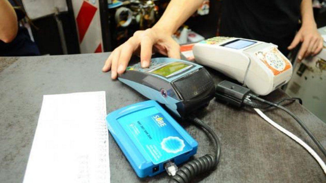 El lunes 29 y el martes 30 no habrá carga de tarjeta SUBE ni celulares