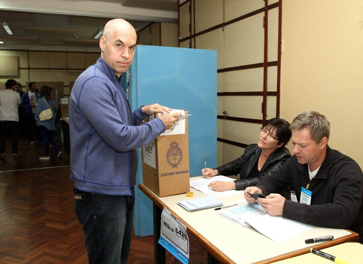 La Ciudad oficializó la fecha de las elecciones porteñas
