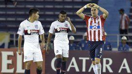 San Lorenzo perdió con Junior de Barranquilla