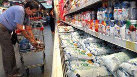 El costo de los alimentos creció por encima de la inflación general