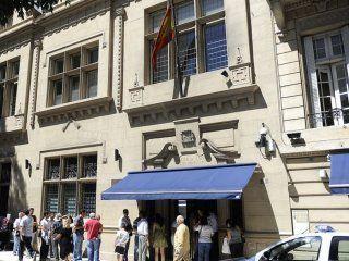 espana entregara visa de trabajo a 1500 argentinos