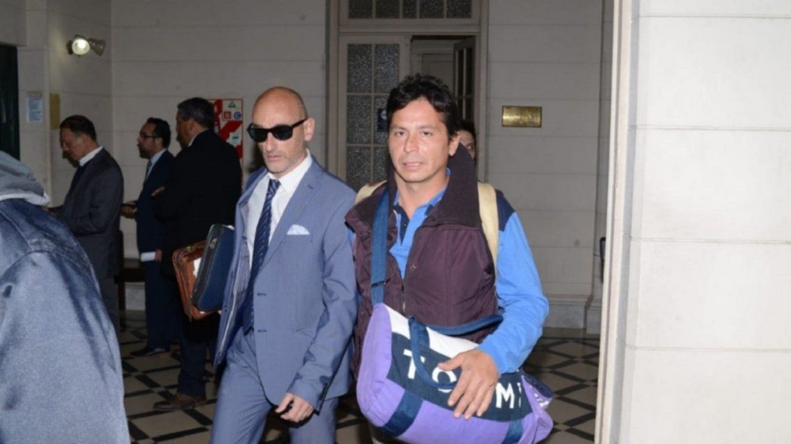 Se entregó Pablo Cuchán, el femicida en libertad condicional que atacó a una mujer