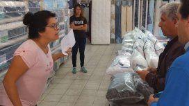 Habló la mujer que increpó a Claudio Poggi en San Luis: No estuvo armado