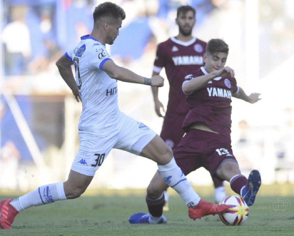 Lanús recibe a Vélez en el estadio Néstor Díaz Pérez