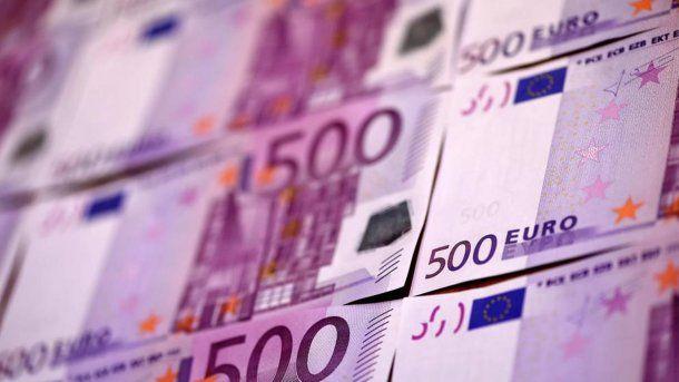 Europa dejó de imprimir los billetes de 500 euros