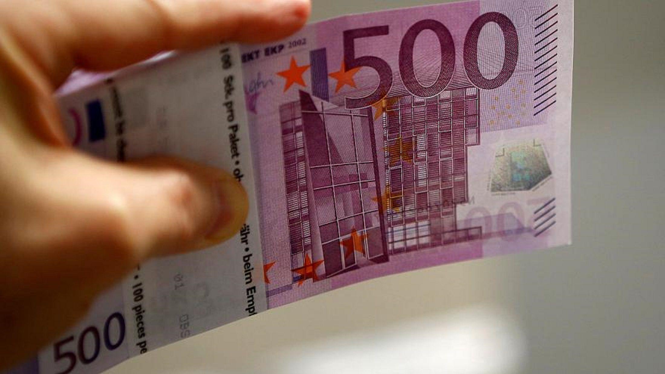 Europa dejó de emitir los billetes de 500 euros para evitar el lavado de dinero