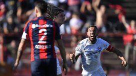 Argentinos venció a San Lorenzo
