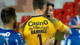 Zárate le gritó un gol en la cara a un chico de 22 años y armó un escándalo