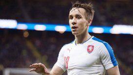 Tragedia en el fútbol: murió el delantero checo Josef Sural en un accidente automovilístico