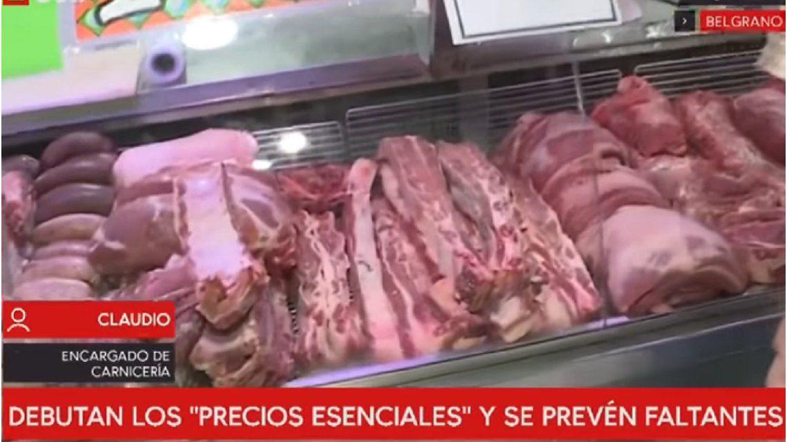 Las cuatro carnicerías de la Ciudad que venden asado, vacío y matambre a $149