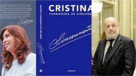 Bonadio quiere embargar el dinero que reciba Cristina por su libro Sinceramente