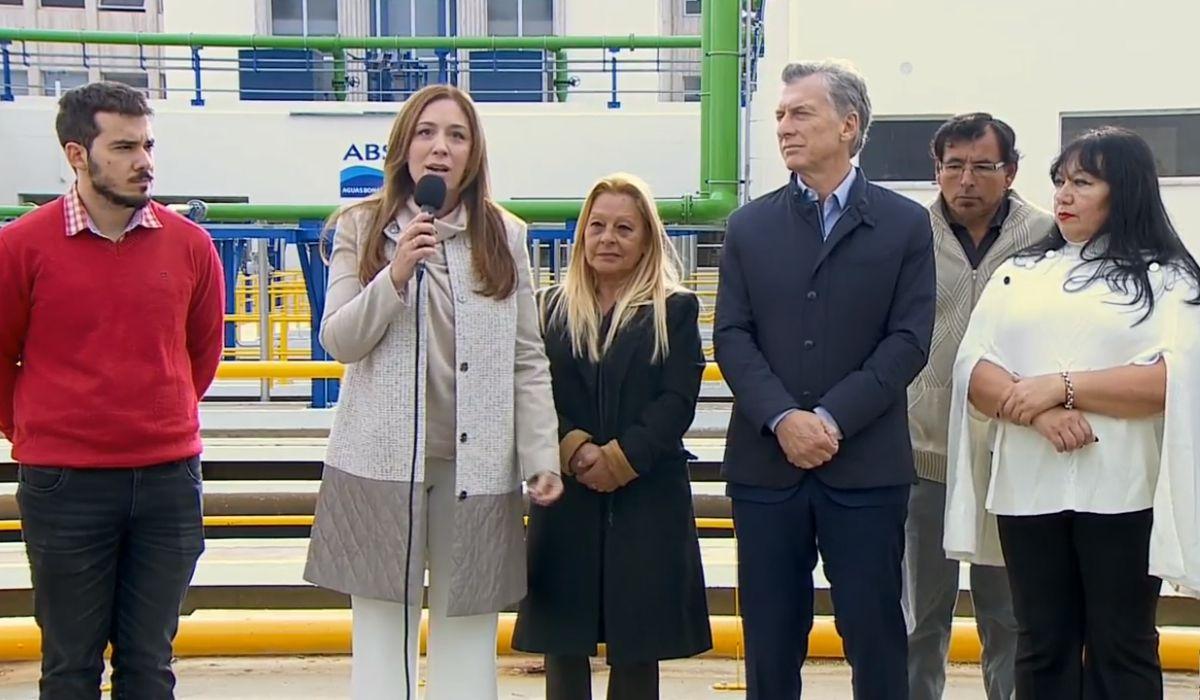 Vidal descartó su candidatura a la Presidencia: Me sobra garra para seguir en la Provincia