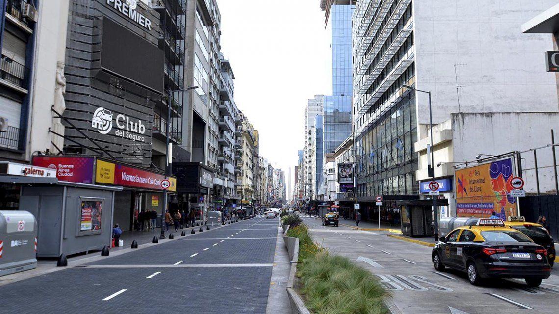 Paro total de transporte: ¿dónde se podrá estacionar en la Ciudad y qué servicios no funcionarán?