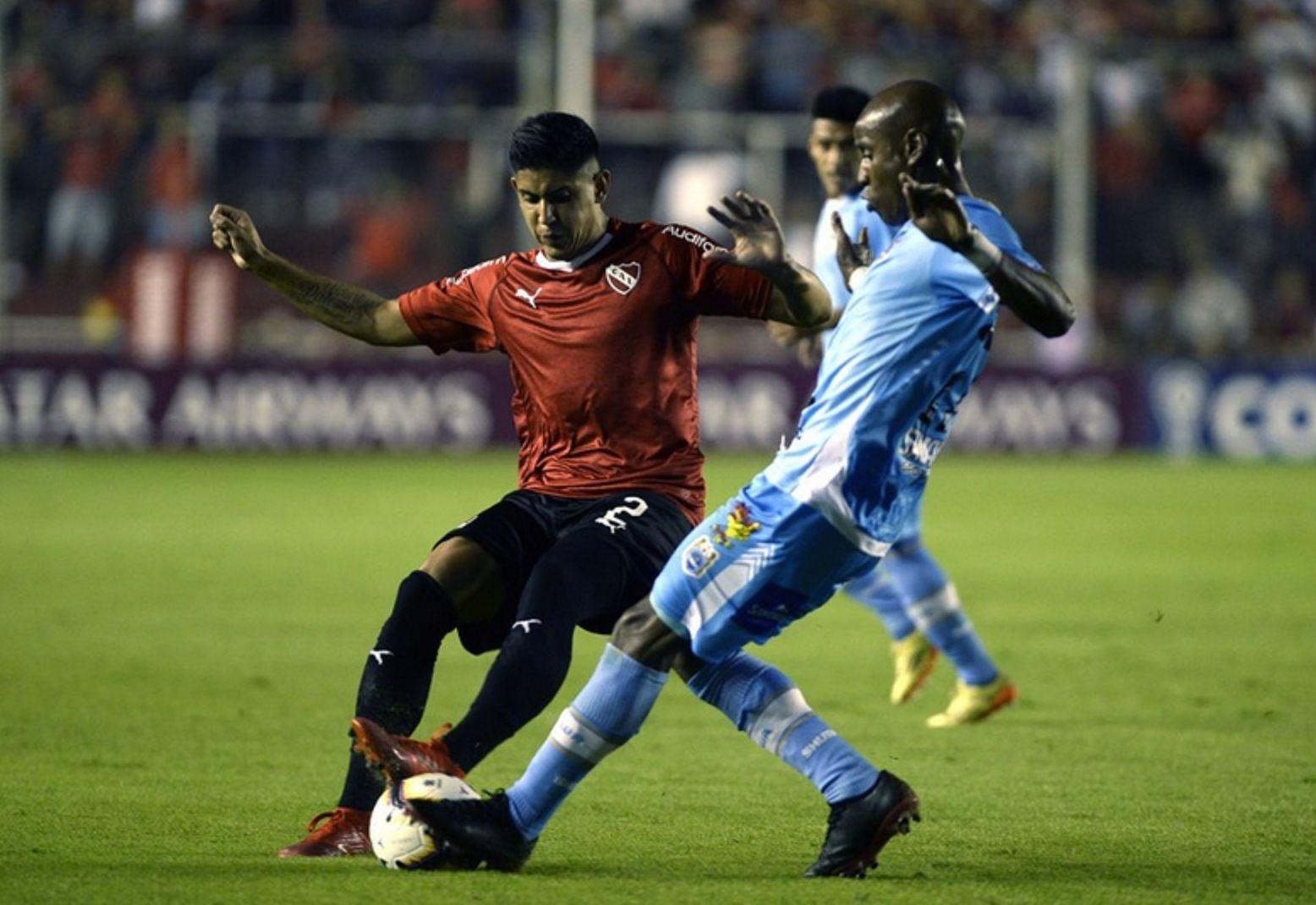 Binacional vs Independiente por la Copa Sudamericana: horario, formaciones y TV