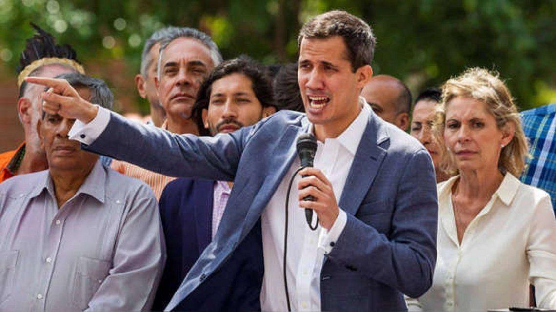 Juan Guaidó pidió seguir en las calles: Empieza la fase final de la Operación Libertad