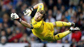 Iker Casillas sufrió un infarto en pleno entrenamiento del Porto