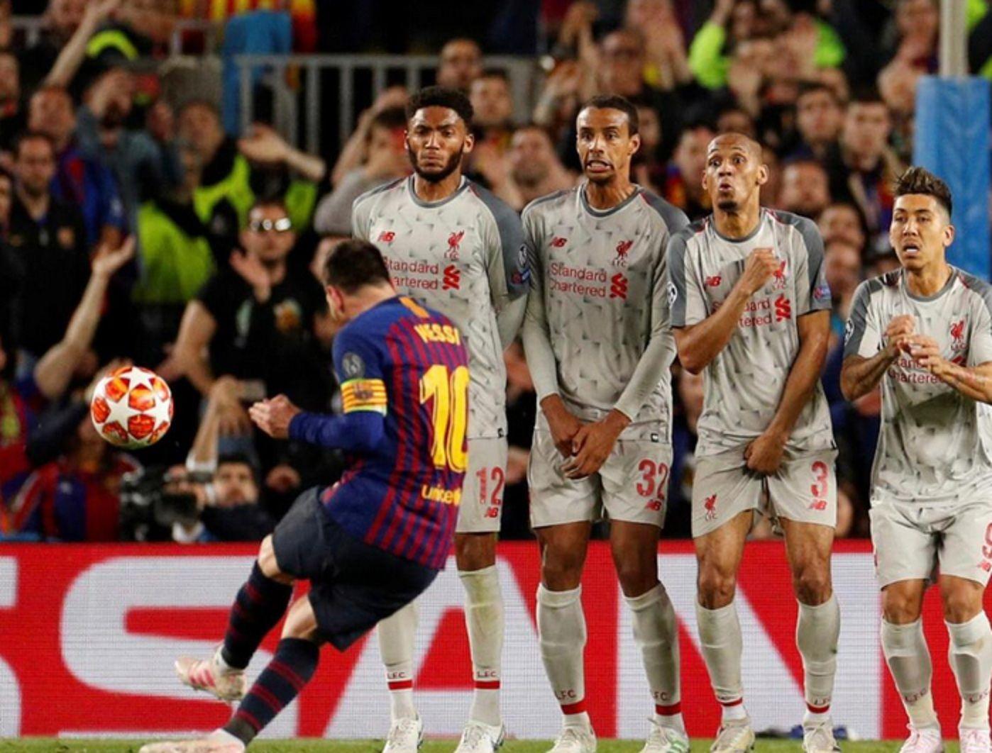 Barcelona goleó a Liverpool y acaricia la final de la Champions League