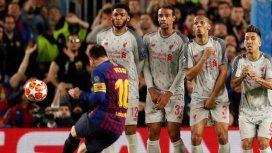 Liverpool vs. Barcelona por Champions League: horario