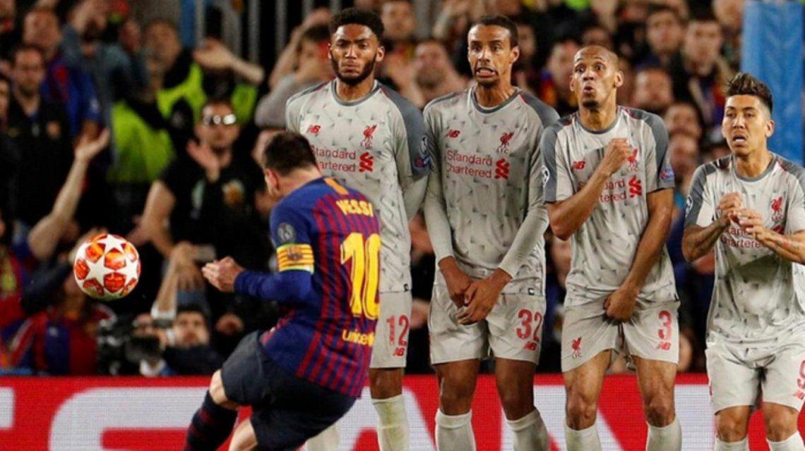 Liverpool vs. Barcelona por Champions League: horario, formaciones y TV