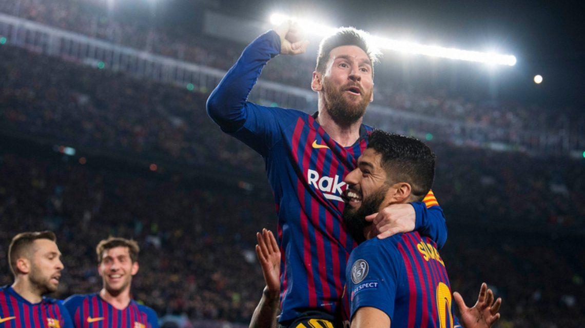 Único: Messi alcanzó los 600 goles con la camiseta de Barcelona