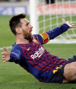 Un curioso saludo del Barcelona por el cumpleaños de Messi despertó todo tipo de cargadas