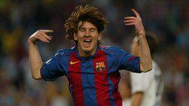 Messi llegó a los 600 goles con Barcelona: hace 14 años metía el primero
