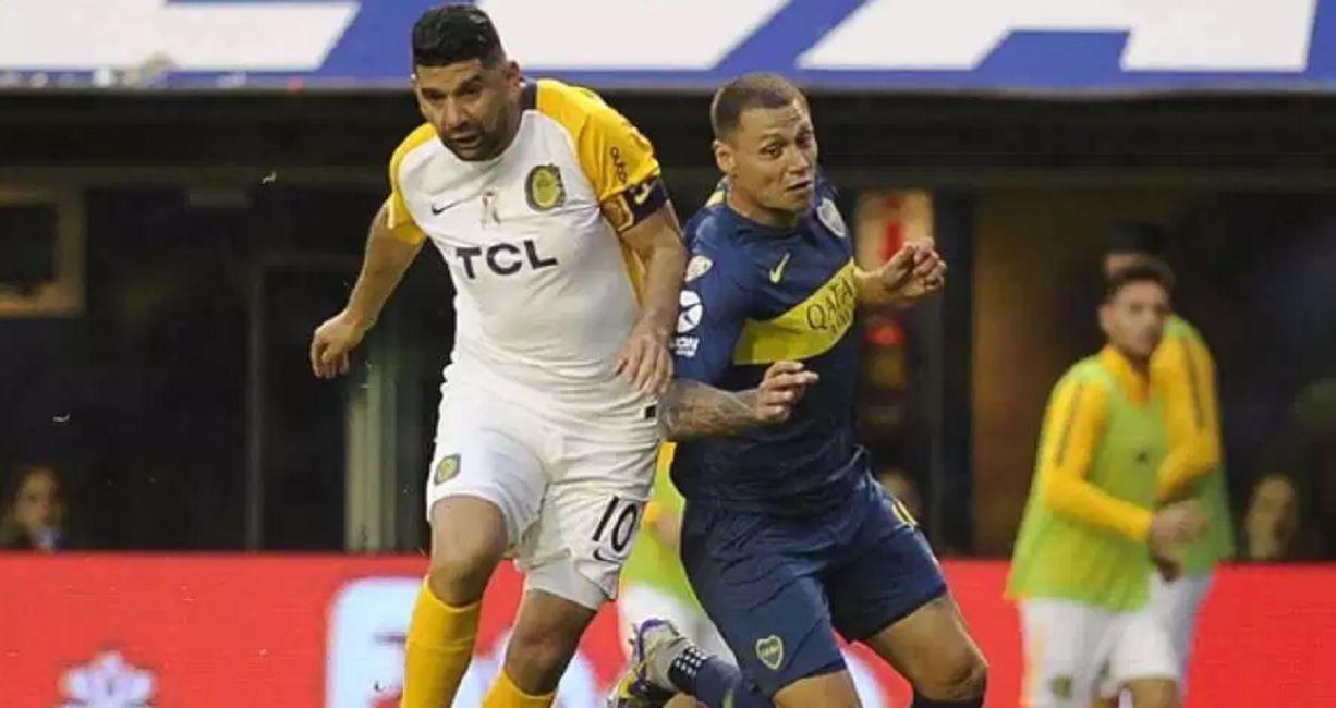 Un ex árbitro calentó la previa de la Supercopa Argentina entre Boca y Central con un tuit repleto de polémica