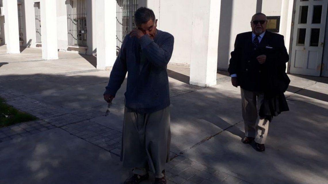 Ex sacerdote Fernando Yáñez. Foto: Los Andes