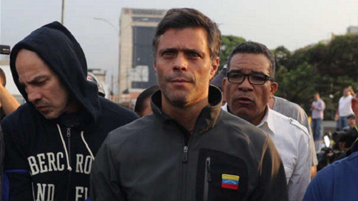 España anticipó que no tiene intención de entregar a Leopoldo López