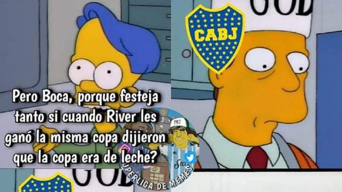 Los mejores memes tras la victoria de Boca sobre Rosario Central en la Supercopa Argentina