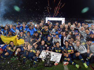 el mensaje de river a boca tras la obtencion de la supercopa argentina y una chicana imperceptible