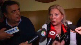 Elisa Carrió dijo que la ruta de la droga pasaba por Catamarca y desde la provincia la denunciaron