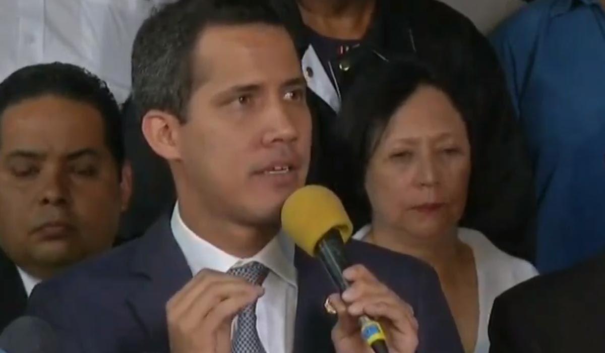 Guaidó habló tras los enfrentamientos en Venezuela: La Operación Libertad es un éxito