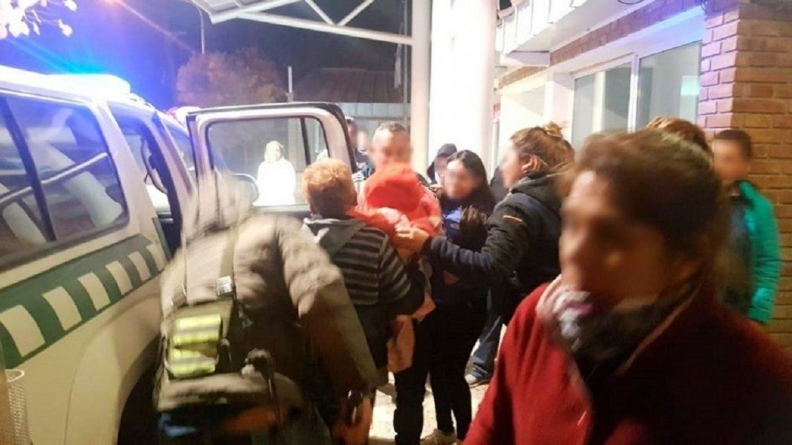 Rescatan a una familia que estuvo dos días perdida en una reserva natural de Mendoza