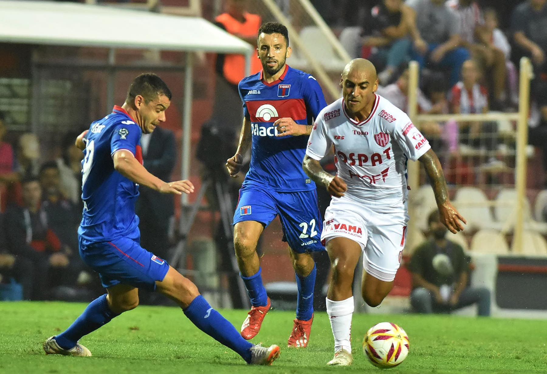 Tigre se lo dio vuelta a Unión y será rival de Racing en los cuartos de final