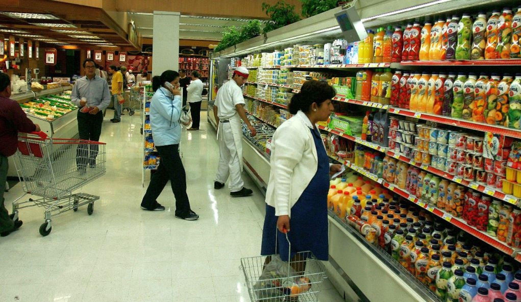 Advierten que a los súper los alimentos llegan con subas de entre 10% y 15%