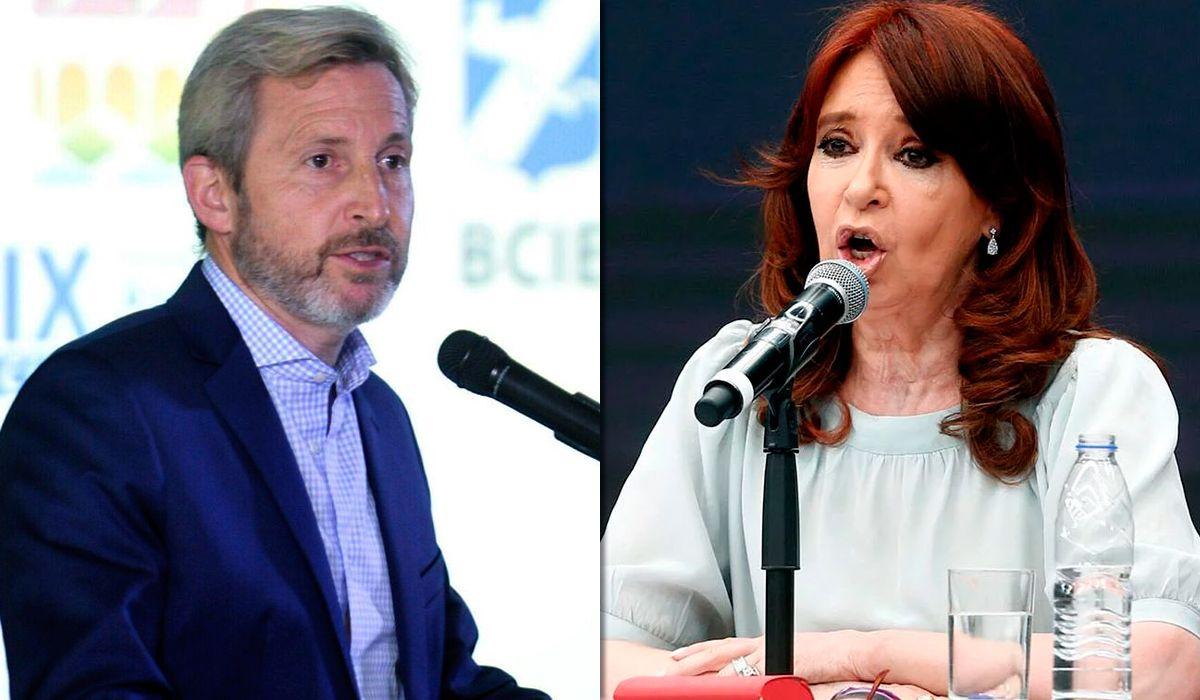 Frigerio confirmó que el Gobierno convocará al diálogo a Cristina Kirchner
