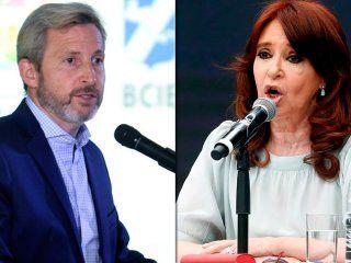 frigerio confirmo que el gobierno convocara al dialogo a cristina kirchner