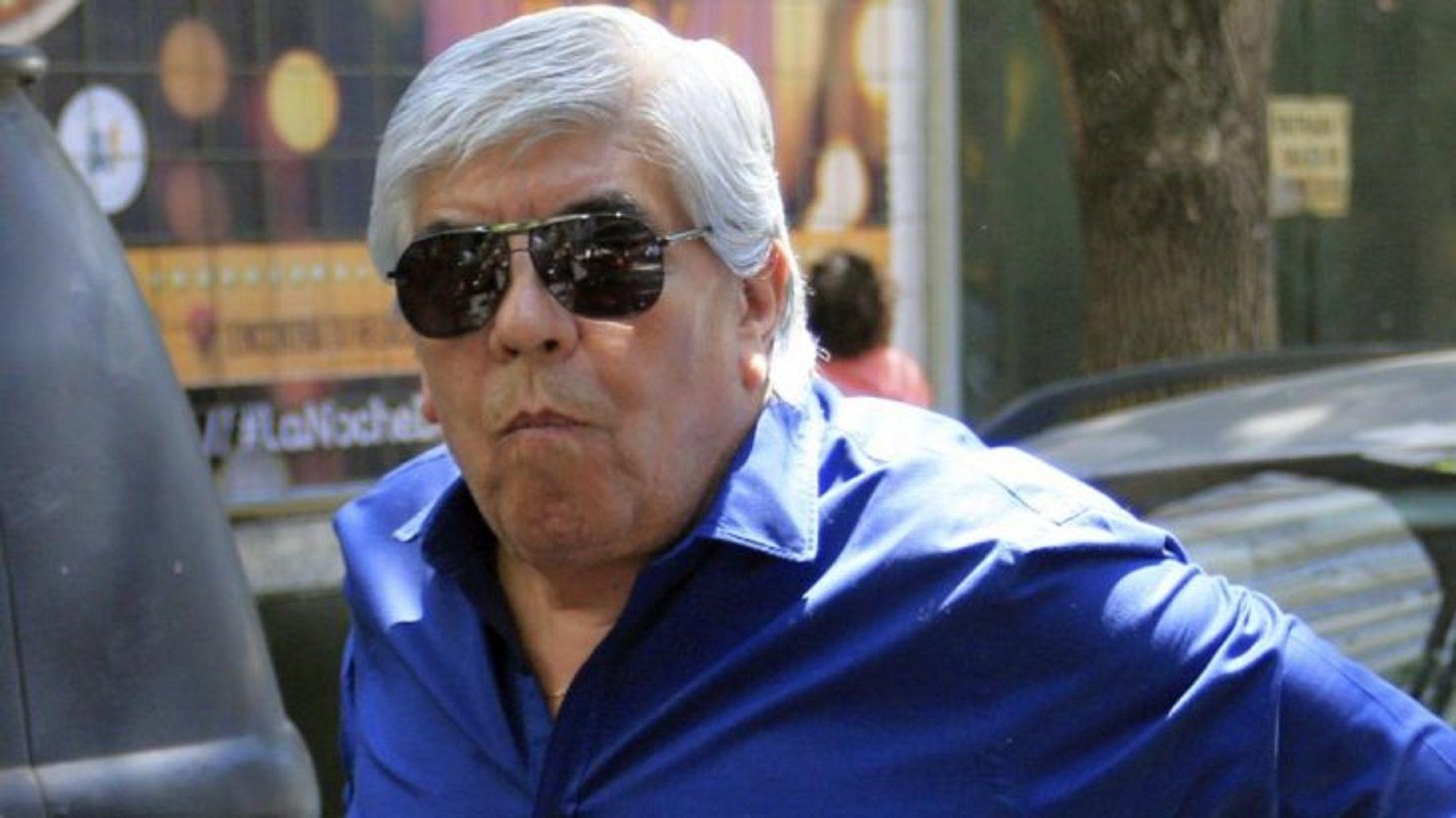 Hugo Moyano, tras el allanamiento: Si me quieren meter en cana, que me metan