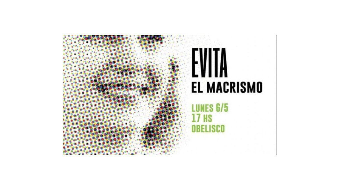 Cien años del nacimiento de Evita: habrá homenajes desde este lunes